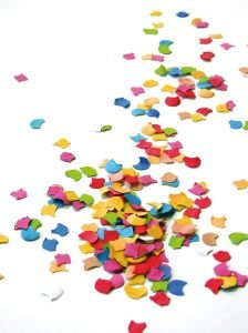 The Riviera Woman Confetti